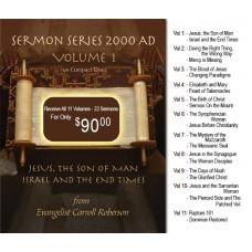 Sermon Series 2000 AD - Volumes 1-11