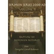 Sermon Series 2000 AD - Volume 11
