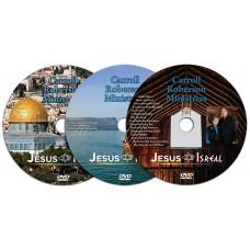 Jesus Isreal Conference 3-DVD Set