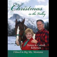 Christmas In The Valley DVD